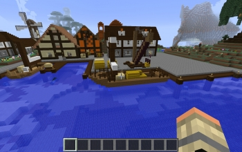 Medieval Port