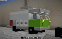 6-wheeler tanker truck