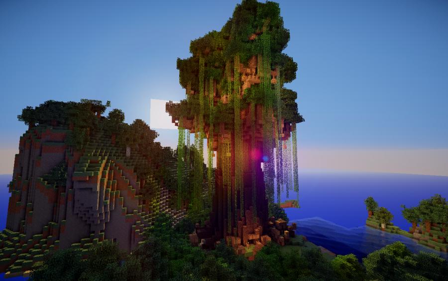 Dungeon S Tree Creation 1194