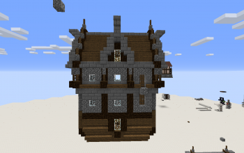 Medieval Reflection House