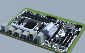 AMD GA-970A-DS3P (rev. 1.0) (Gigabyte)