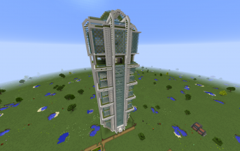 Luxury Tower