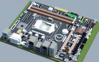 Intel Q87 CS-B (ASUS)