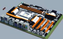 Intel Z87X-OC FORCE (Gigabyte)