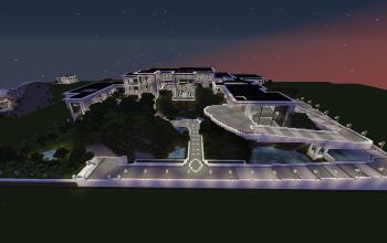 Billionaire's Row: Mega Mansion