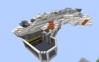 Star Wars Space Ship