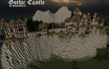 Gothic Castle (With Mountains) | 1.6.2