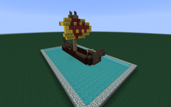 Viking Ship [Small]