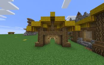 small barn hay roof
