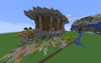 Spruce Base for survival