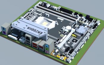 Intel B360M-BAZOOKA (MSI)