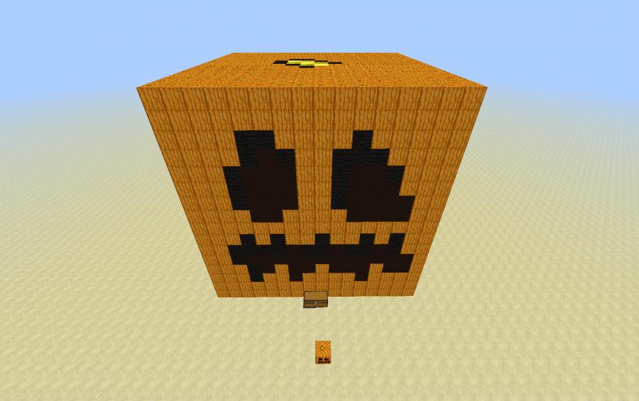 Giant Pumpkin Pumpkin Farm Creation 1213