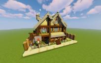 Rustic-Modern Home