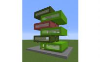 6 Boxes 5 Flats