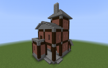 Order Small Brick House