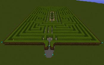 Stanley's Hedge Maze