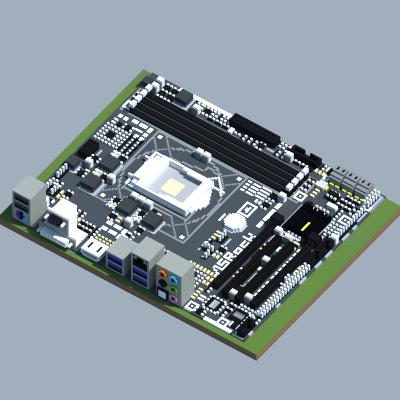 ASRock H87M Pro4/ASM Intel LAN 64Bit