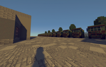 Minecraft army base