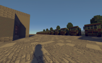 Minecraft army base
