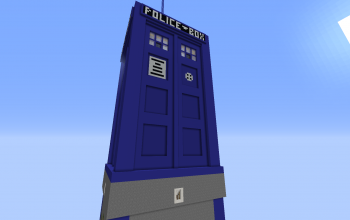 TARDIS - Wool Full