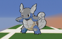 Carabaffe Pixel Art