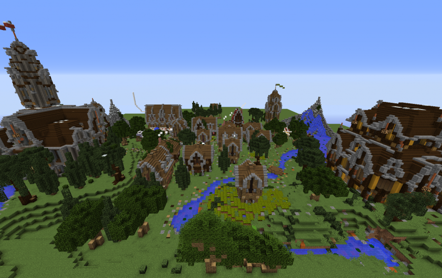 Stonehill Medieval Village, creation #12277
