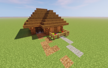 Small convenient house