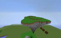 Blank Floating Island