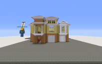 italiensk hus