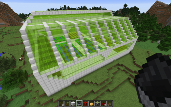 Minecraft Schematics The Minecraft Creations And Schematics - Minecraft hauser modern