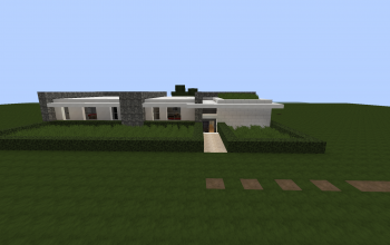 split level modern house