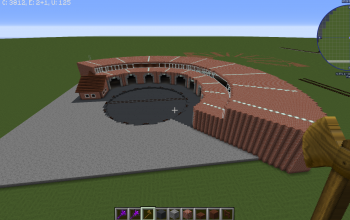 Immersive Railroading Roundhouse v4