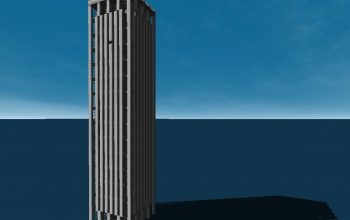 Ivory Pillar