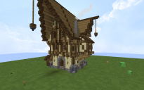 Medieval house 1
