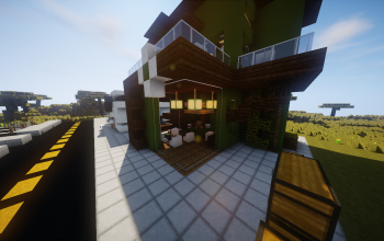 Minecraft Modern Creations - Minecraft hauser vorlagen