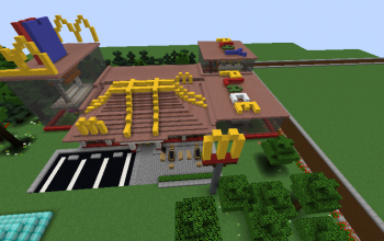 McDonalds with Play Place