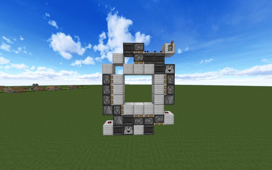 Minecraft Schematics The Minecraft Creations And