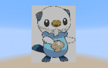 Oshawott schematic (Specially for MatthewGo)