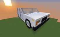 Russian car VAZ 2107