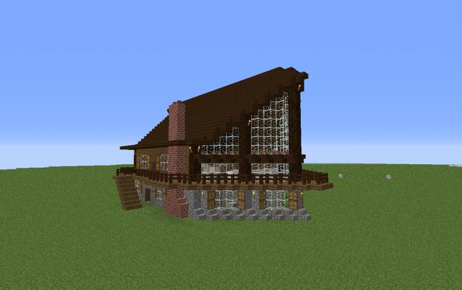 luxury lodge  creation  12465