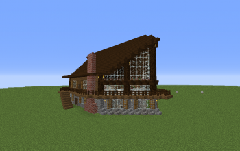 Minecraft Houses And Shops Creations - Minecraft mittelalter haus klein
