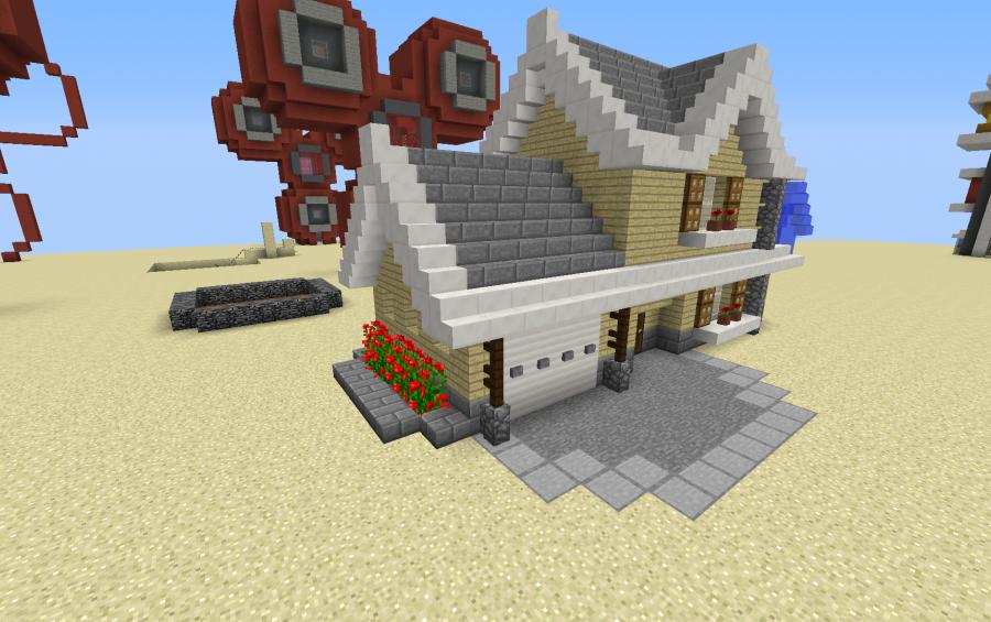 Minecraft Schematics The Minecraft Creations And Schematics - Coole minecraft hauser mittelalter