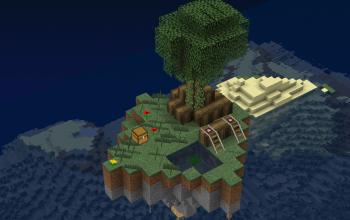 Wyspa SkyBlock / Island SkyBlock