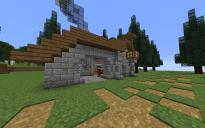 Small Medieval Blacksmith