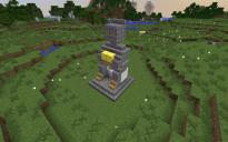 Statue of golem