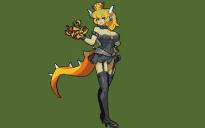 princess bowser (bowsette)