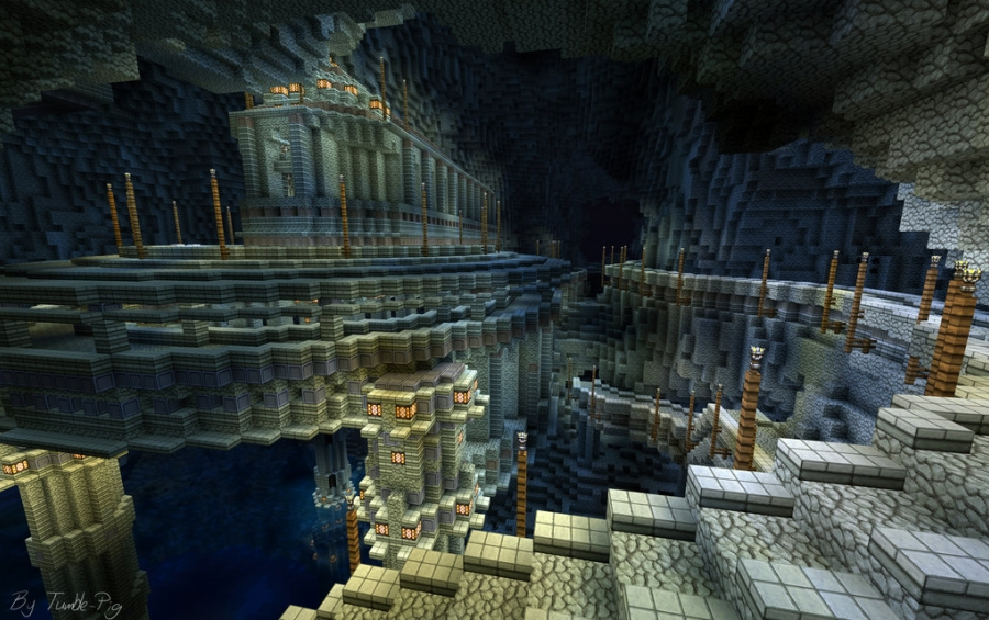 Cavern city creation 1253 for Get a home built