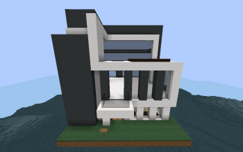 1 Chunk Modern House (Un Furnished)