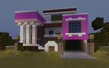 Pink Style Modern