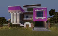 Pink Style Modern